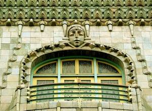 Verzierungen an der Fassade © http://t1p.de/3r3x