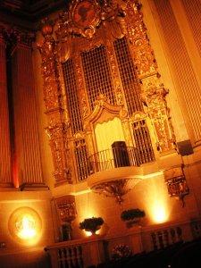 Wurlitzer Orgel © Ken Roe, http://cinematreasures.org/theaters/48/photos/1843