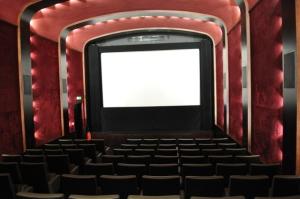 Kleiner Saal mit Lichtleisten © Ken Roe, http://cinematreasures.org/theaters/7521/photos/72184