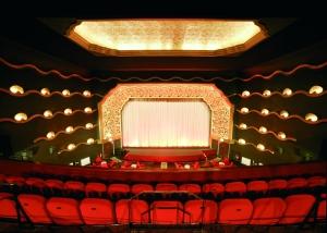 Blick vom Balkon auf den Kinosaal © http://therexberkhamsted.com/wp-content/uploads/2011/11/E71W8469FromProjector.jpg