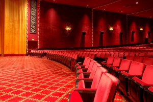 Kinosaal © Bill Huelbig, http://cinematreasures.org/theaters/12/photos/3168