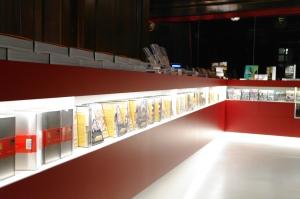Shop des Filmarchiv Austria © Angela Sirch