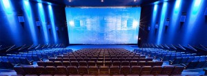 IMAX+3D Kinosaal © http://tinyurl.com/qxc3aht