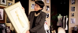 Susan Claassen als Edith Head in