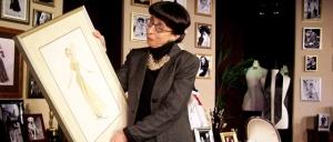 Susan Claassen als Edith Head in