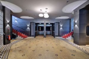 Foyer des Theaters © http://www.alhambra-geneve.ch/photos