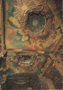 Kunstvolle Decke des Kinosaals © Ken Roe, http://cinematreasures.org/theaters/6906/photos/112099
