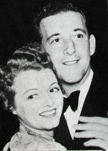 Gilbert Adrian mit seiner Ehefrau Janet Gaynor © http://36.media.tumblr.com/tumblr_l216st9u0n1qape0yo1_500.jpg