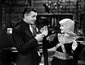 "Clark Gable und Norma Shearer in ""Idiot´s Delight"" (1939) © https://s-media-cache-ak0.pinimg.com/736x/cd/2c/73/cd2c7383e4c6e24ec7baf03623b89c95.jpg"