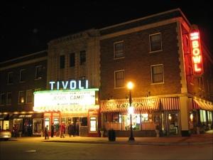 Fassade und Eingang des Tivoli Theatre © http://farm3.static.flickr.com/2055/1520429589_2f71462174.jpg