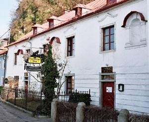 Blick auf das Barock-Gebäude © http://www.cafecinematograph.at/doc/Cinematograph-367_4.jpg
