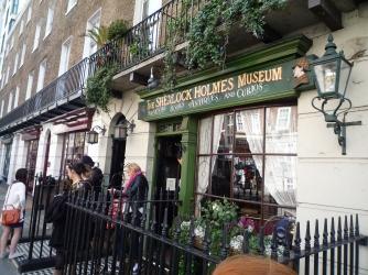 The Sherlock Holmes Museum © Angela Sirch