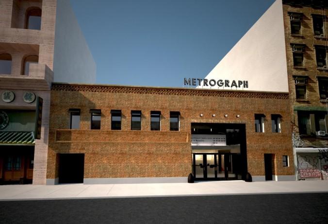 Metrograph_Fassade01 (c) Metrograph
