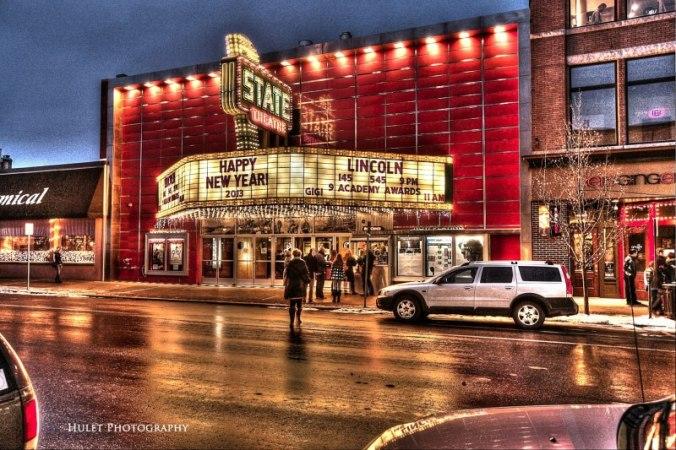 State Theatre_Eingang01 © Jason Hulet Photography