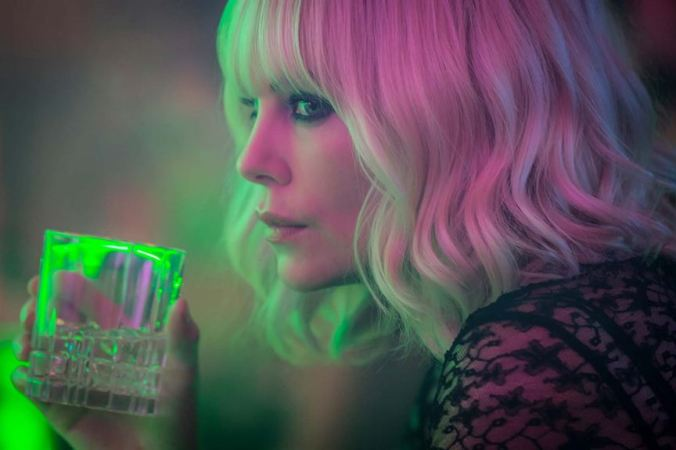 Atomic Blonde_Charlize Theron (c) Universal Pictures International France
