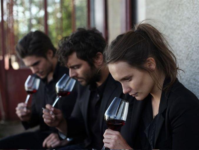 Der Wein und der Wind_Francois Civil, Pio Marmai, Ana Girardot (c) Studiocanal_Ce Qui Me Meut