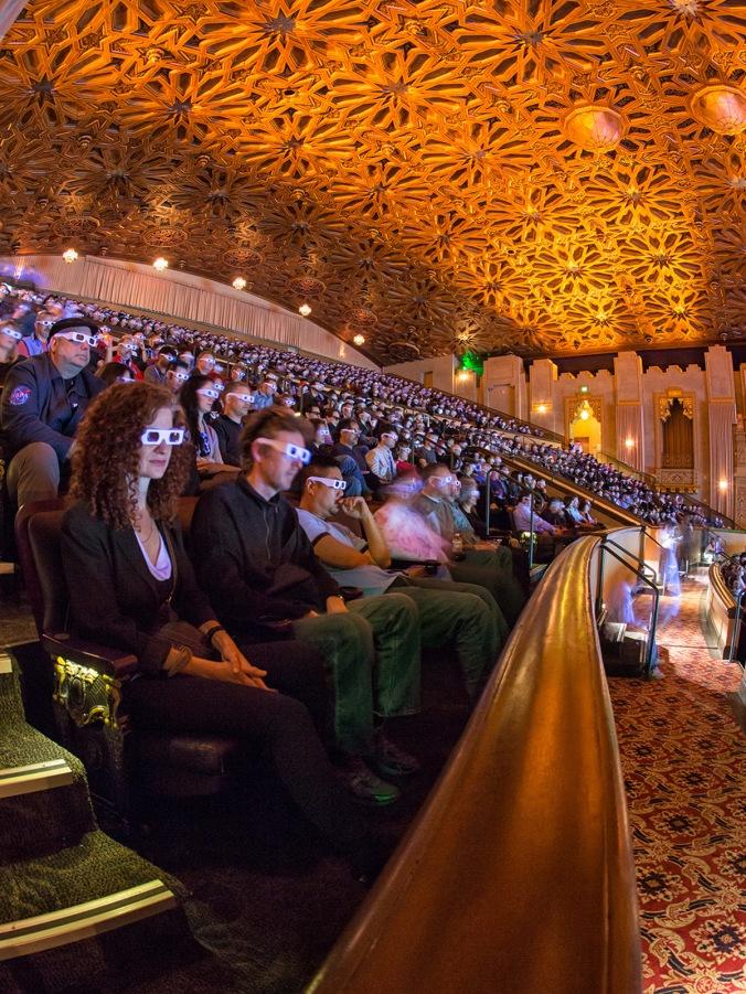 FoxOaklandTheatre_Saal01 (c) Fox Oakland Theatre