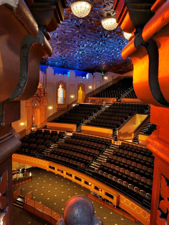 FoxOaklandTheatre_Saal02 (c) Fox Oakland Theatre