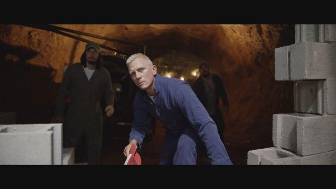 Logan Lucky_Adam Driver, Daniel Craig, Channing Tatum (c) Studiocanal GmbH