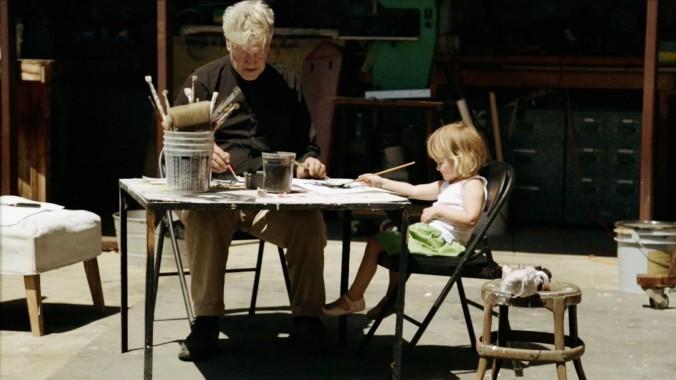 The Art Life_David Lynch (c) Potemkine Films