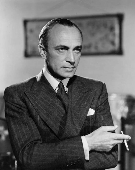 Conrad Veidt (c) MGM_Clarence Bull